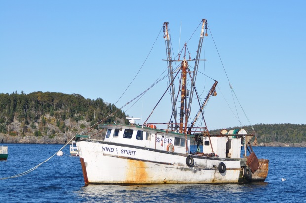 Wind Spirit Boat