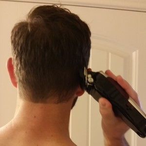 Cutting Hair 2