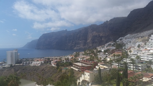 Los Gigantes Tenerife Canary Islands
